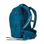 Satch Pack Rucksack Canny Petrol, Farbe: blau/petrol, Manufacturer: Satch, EAN: 4057081012503, Dimensions (cm): 30.0x45.0x22.0, Image 3 of 4
