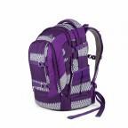 Satch Feat. MyBoshi Rucksack Purple Boshi, Farbe: flieder/lila, Marke: Satch, EAN: 4260389768304, Abmessungen in cm: 30.0x45.0x22.0, Bild 2 von 5