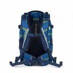Satch Feat. MyBoshi Rucksack Blue Boshi, Farbe: blau/petrol, Marke: Satch, EAN: 4260389768311, Abmessungen in cm: 30.0x45.0x22.0, Bild 5 von 6