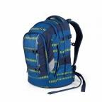 Satch Feat. MyBoshi Rucksack Blue Boshi, Farbe: blau/petrol, Marke: Satch, EAN: 4260389768311, Abmessungen in cm: 30.0x45.0x22.0, Bild 3 von 6