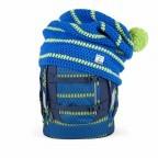 Satch Feat. MyBoshi Rucksack Blue Boshi, Farbe: blau/petrol, Marke: Satch, EAN: 4260389768311, Abmessungen in cm: 30.0x45.0x22.0, Bild 1 von 6