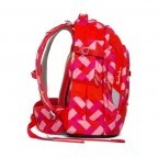 Satch Pack Rucksack Chaka Cherry, Manufacturer: Satch, EAN: 4057081005161, Dimensions (cm): 30.0x45.0x22.0, Image 6 of 7