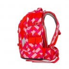 Satch Pack Rucksack Chaka Cherry, Manufacturer: Satch, EAN: 4057081005161, Dimensions (cm): 30.0x45.0x22.0, Image 3 of 7