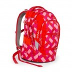 Satch Pack Rucksack Chaka Cherry, Manufacturer: Satch, EAN: 4057081005161, Dimensions (cm): 30.0x45.0x22.0, Image 7 of 7