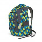 Satch Pack Rucksack Chaka Curbs, Manufacturer: Satch, EAN: 4057081005192, Dimensions (cm): 30.0x45.0x22.0, Image 2 of 7