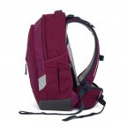 Satch Sleek Rucksack Pure Purple, Farbe: rot/weinrot, Manufacturer: Satch, EAN: 4057081005352, Dimensions (cm): 27.0x45.0x15.0, Image 6 of 7