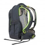 Satch Sleek Rucksack Phantom, Farbe: anthrazit, Manufacturer: Satch, EAN: 4057081005246, Dimensions (cm): 27.0x45.0x15.0, Image 7 of 7