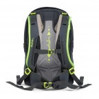 Satch Sleek Rucksack Phantom, Farbe: anthrazit, Manufacturer: Satch, EAN: 4057081005246, Dimensions (cm): 27.0x45.0x15.0, Image 2 of 7