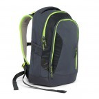 Satch Sleek Rucksack Phantom, Farbe: anthrazit, Manufacturer: Satch, EAN: 4057081005246, Dimensions (cm): 27.0x45.0x15.0, Image 3 of 7