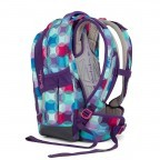 Satch Sleek Rucksack Hurly Pearly, Manufacturer: Satch, EAN: 4057081005345, Dimensions (cm): 27.0x45.0x15.0, Image 7 of 7
