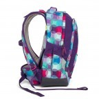 Satch Sleek Rucksack Hurly Pearly, Manufacturer: Satch, EAN: 4057081005345, Dimensions (cm): 27.0x45.0x15.0, Image 5 of 7