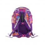 Satch Pack Rucksack Tropic Thunder, Farbe: orange, Manufacturer: Satch, EAN: 4260389760094, Dimensions (cm): 30.0x45.0x22.0, Image 3 of 3