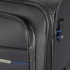 Travelite Scuba Trolley 55cm Schwarz, Farbe: schwarz, Marke: Travelite, Abmessungen in cm: 38.0x55.0x20.0, Bild 4 von 13