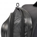 Travelite Scuba Trolley 55cm Schwarz, Farbe: schwarz, Marke: Travelite, Abmessungen in cm: 38.0x55.0x20.0, Bild 10 von 13
