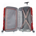 Samsonite Firelite 48575 Spinner 69 Chili Red, Farbe: rot/weinrot, Manufacturer: Samsonite, Dimensions (cm): 47.0x69.0x29.0, Image 4 of 8