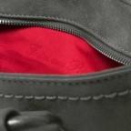 Fritzi aus Preußen Vintage Jilly Shopper Synthetik Graphit Onyx, Farbe: anthrazit, Marke: Fritzi aus Preußen, Abmessungen in cm: 27.0x23.0x11.0, Bild 3 von 3