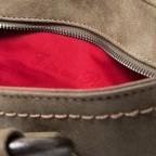 Fritzi aus Preußen Vintage Alessia Tasche Synthetik Batik, Farbe: grün/oliv, Marke: Fritzi aus Preußen, Abmessungen in cm: 27.0x19.0x5.0, Bild 3 von 3