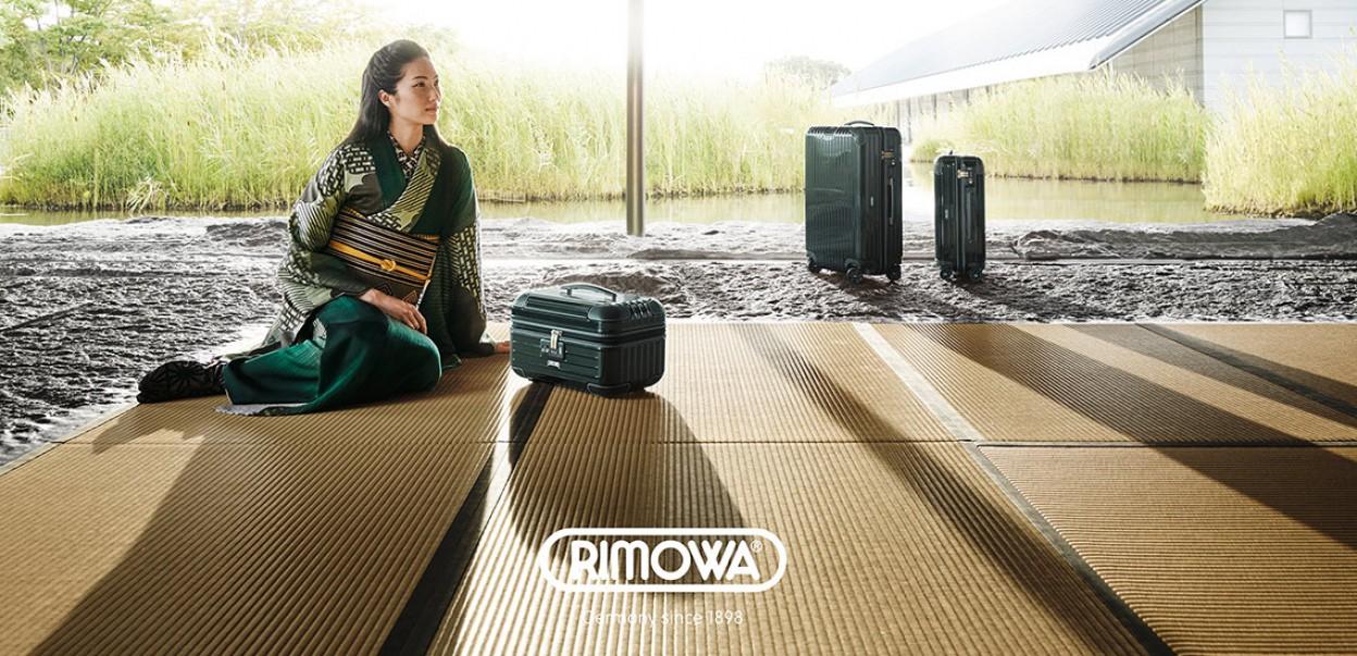 Koffer von Rimowa