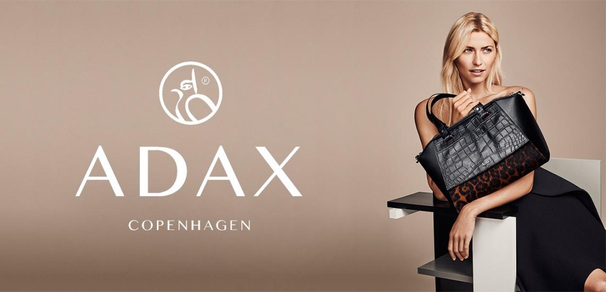 Adax Design aus Dänemark - Lena Gerke mit Businessbag