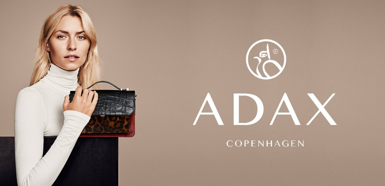 Adax Design aus Dänemark - Lena Gerke mit Tasche