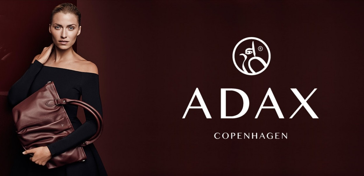 Adax Design aus Dänemark - Lena Gerke mit Shopper
