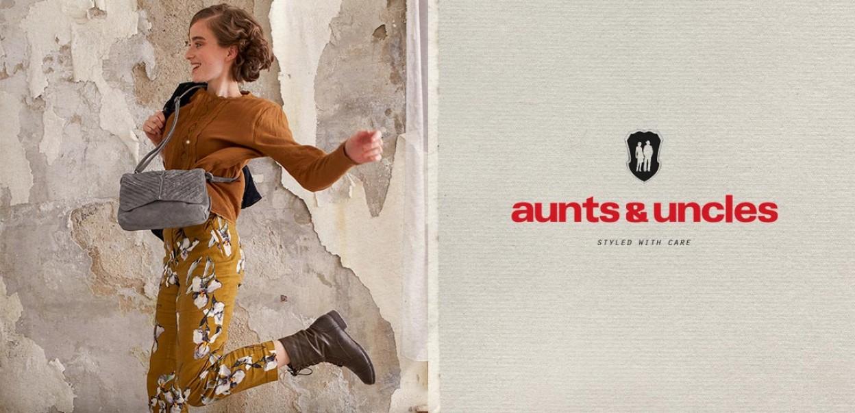 aunts and uncles taschen und b rsen kaufen bei hausfelder. Black Bedroom Furniture Sets. Home Design Ideas