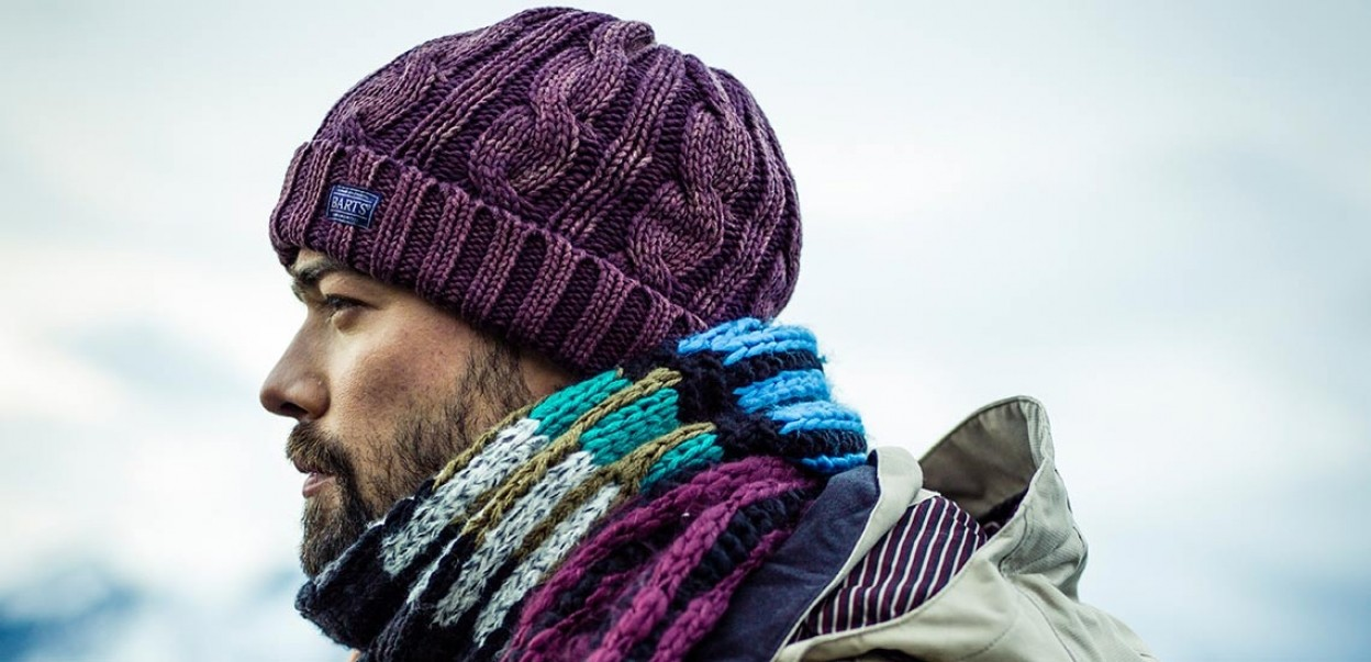 Barts HW2016 Man with woolen
