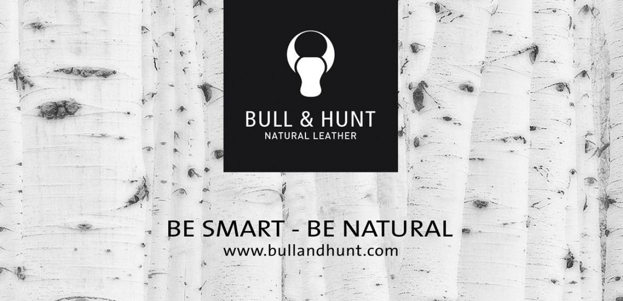 Bull & Hunt - Back to Nature - Logo