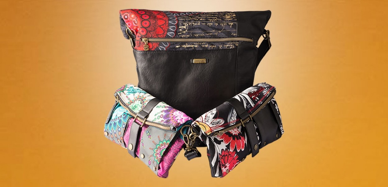 Desigual - Bag Ensemble