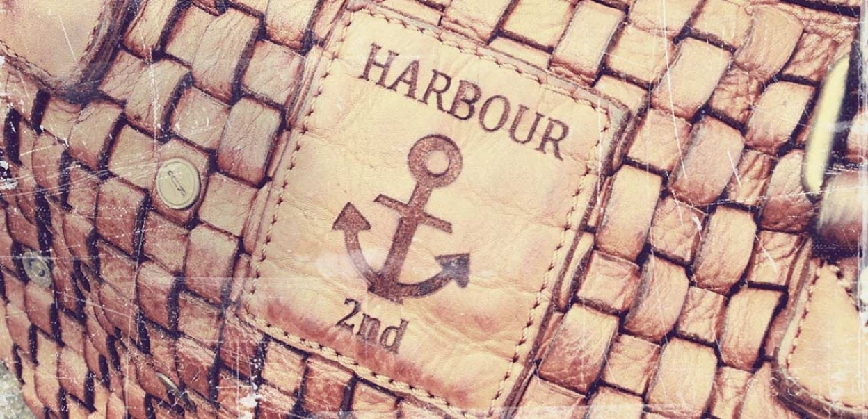 Harbour 2ND - Logo Flecht