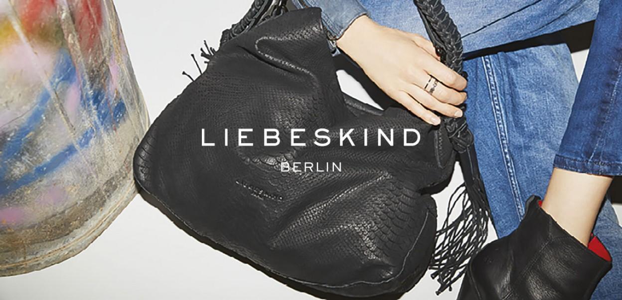 Liebeskind-Berlin HW2016 - Tasche Schwarz