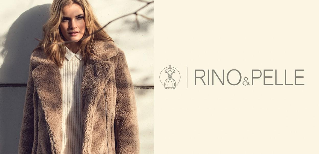 Rino & Pelle - HW16 - Frau im Wintermantel