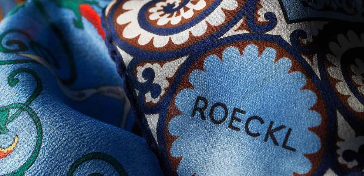 Roeckl - Winter - Logo-schal