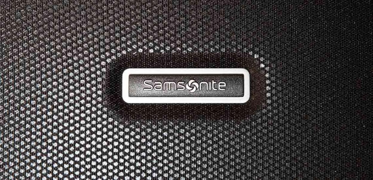 Samsonite - Logo Close-up