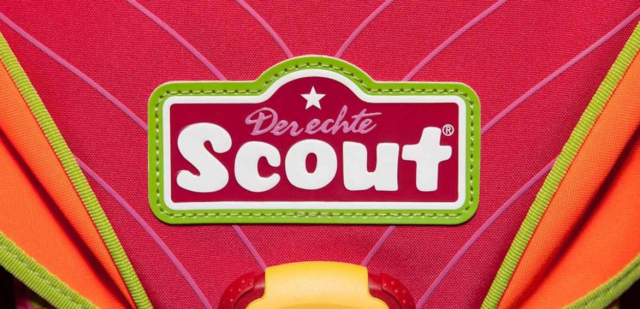 Scout - Logo-Patch