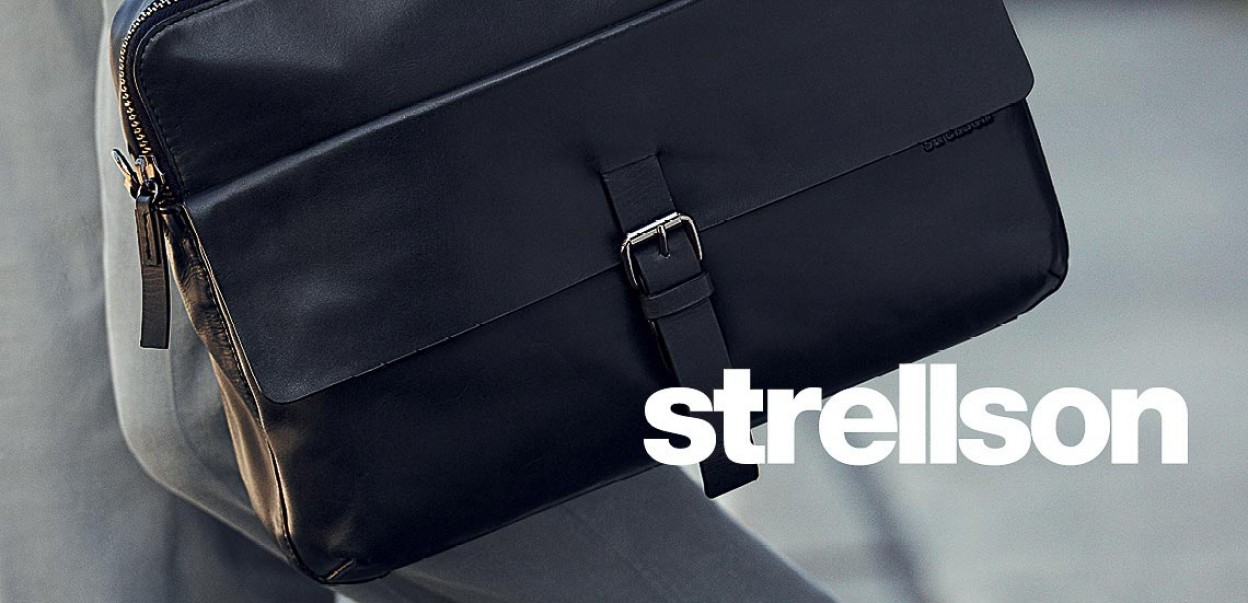 Strellson - Businessbag Close-up