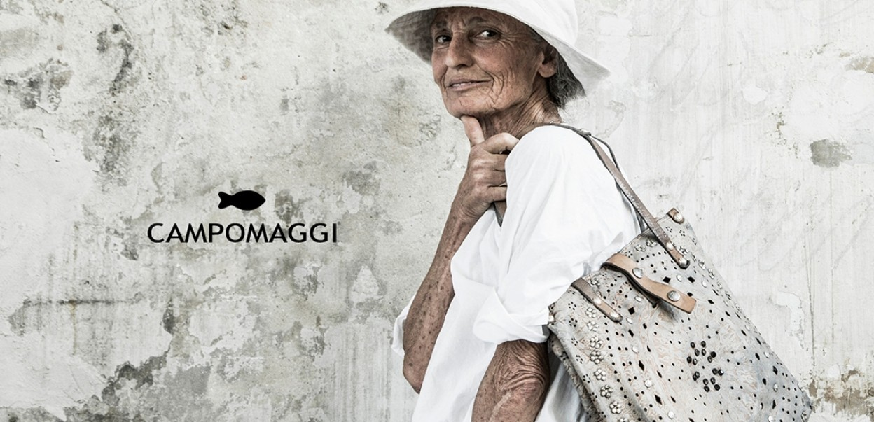 Campomaggi FS2017 - Life is a Journey - Old Woman
