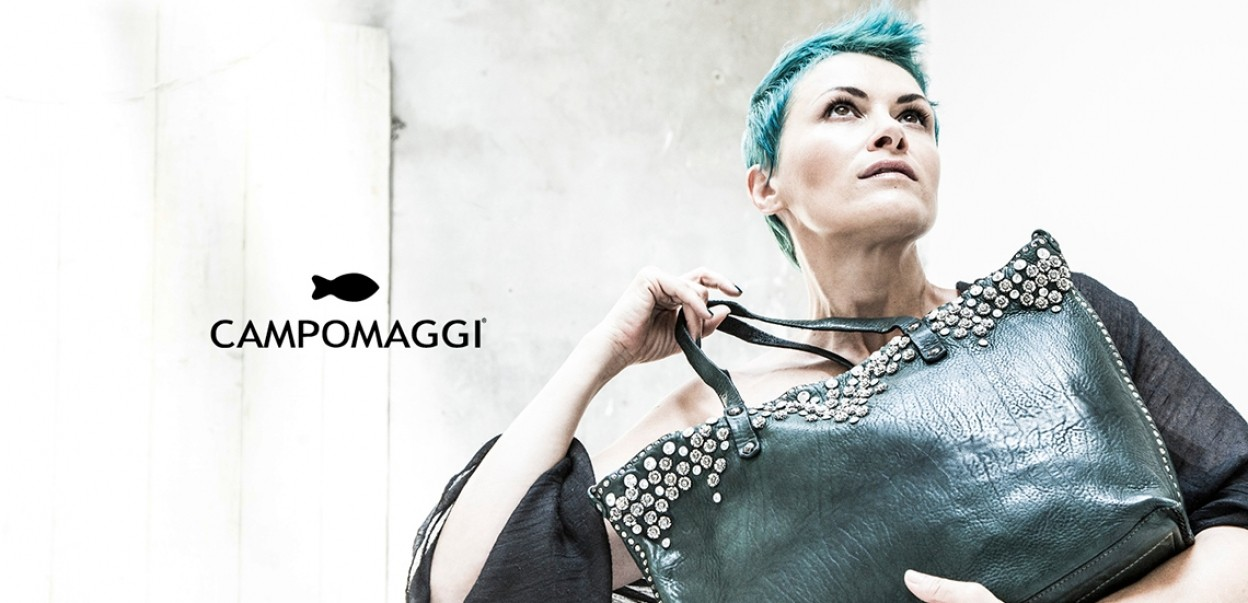 Campomaggi FS2017 - Life is a Journey - Blue Hair