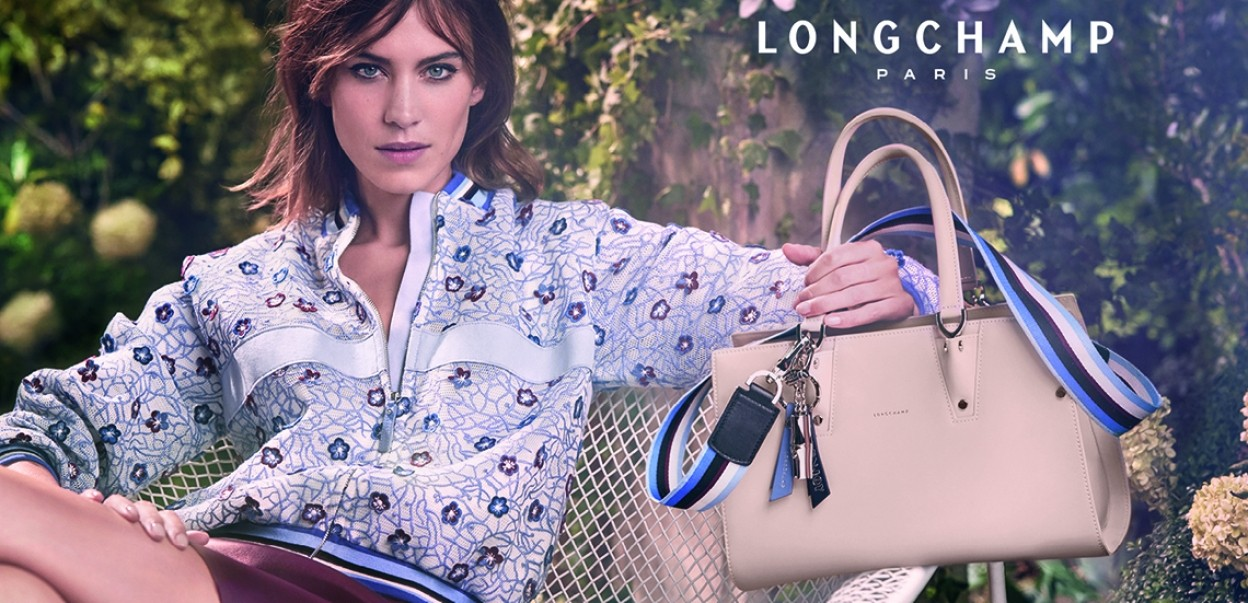 Longchamp - Premier Ivory