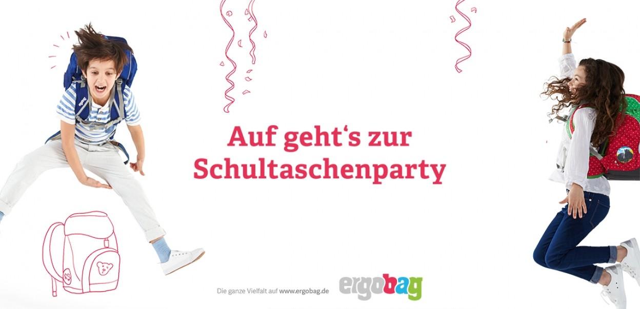 Ergobag - Schulranzen Party