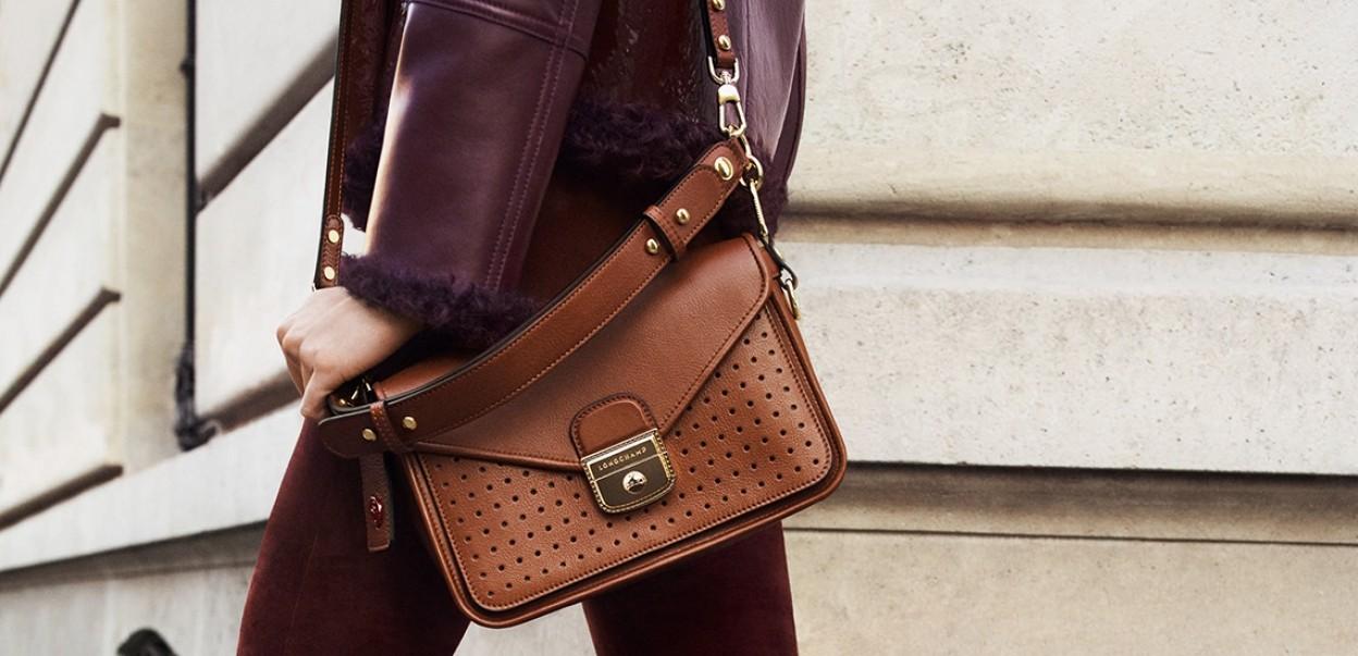 Longchamp - Mademoiselle