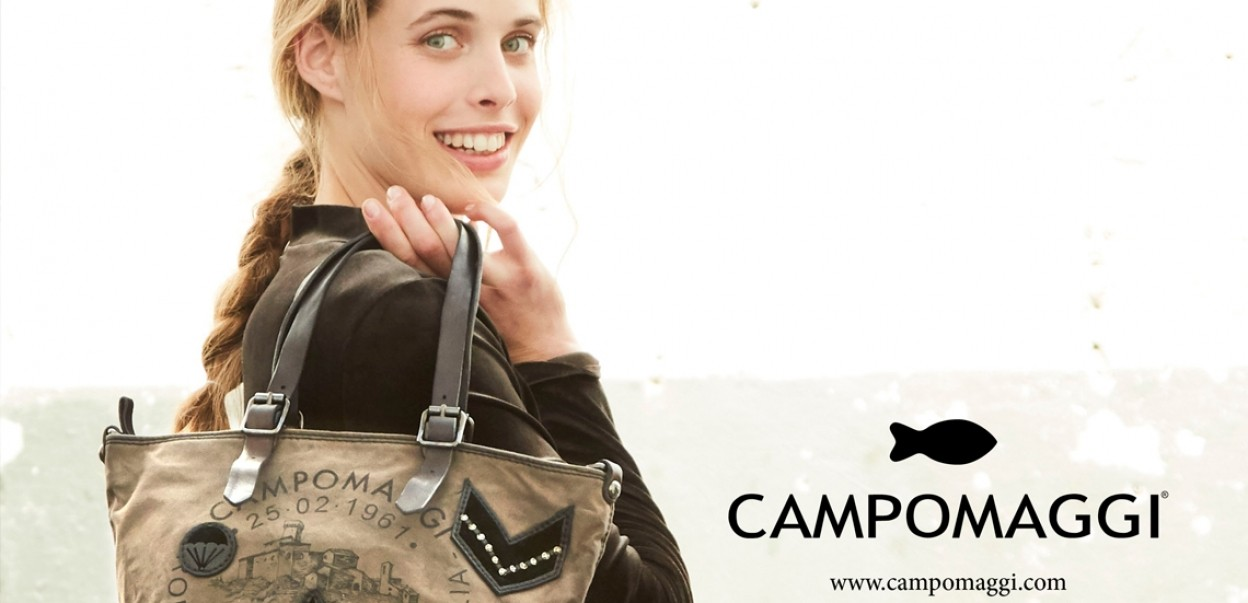 Campomaggi HW2017 - Young Blonde Woman