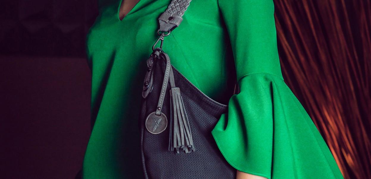 Suri-Frey - HW2017 - Green Dress