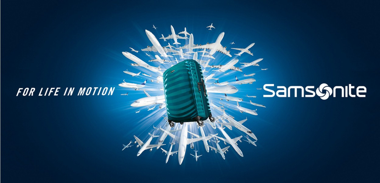 Samsonite - Lite-Shock