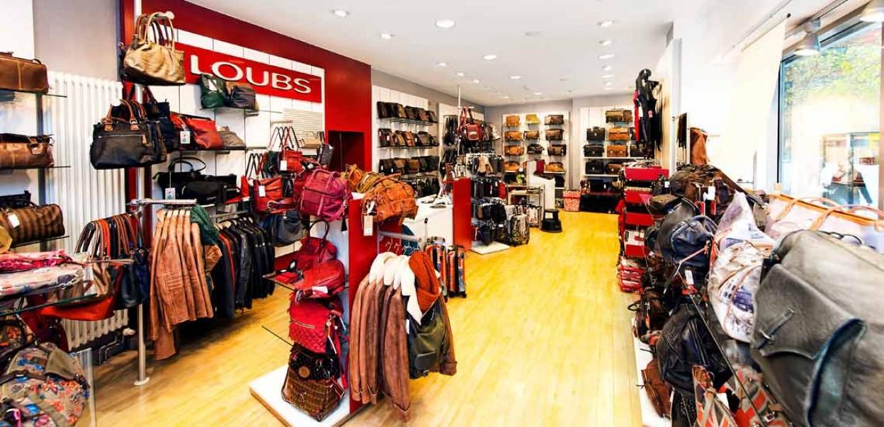 Loubs in Hagen Taschen und Accessoires