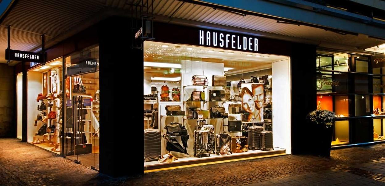 Hausfelder Münster: Taschen, Koffer, Accessoires kaufen